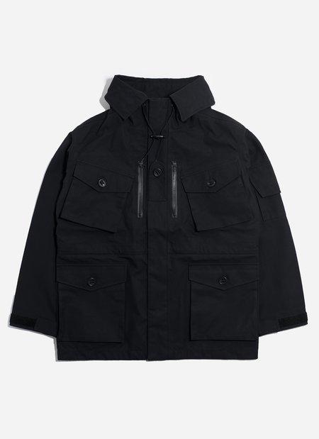 "nanamica ""3 Layer GORE-TEX Cruiser Jacket - Black"
