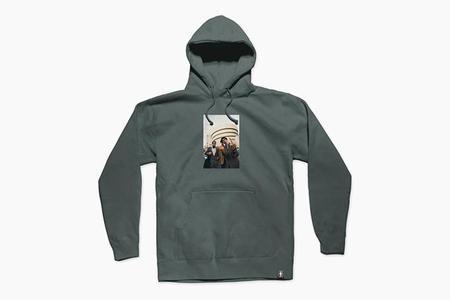 Girl Spike Jonze Beastie Boys Pullover - Green