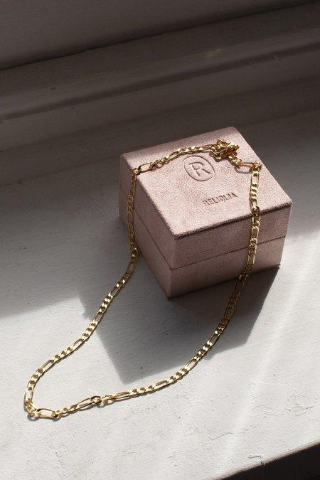 Reliquia Boyfriend Chain - 18ct Gold Filled