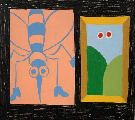 Mark Ochinero Mosquitoeyes