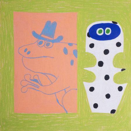 Mark Ochinero Frogvase