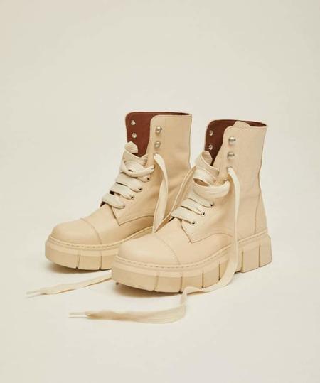 Rita Row Trini Boots - Ecru