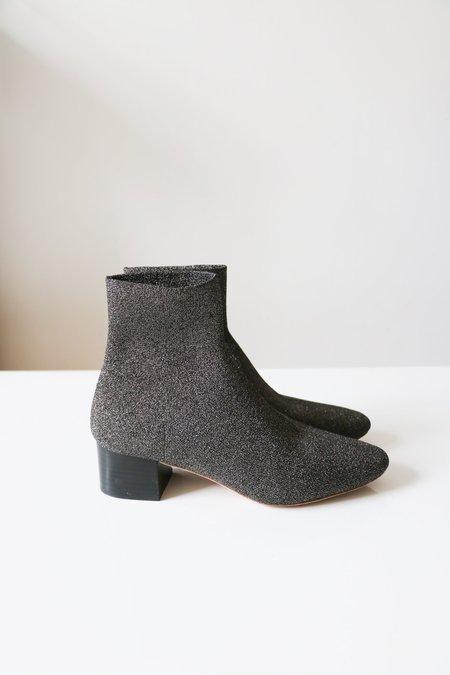 [Pre-Loved] Loeffler Randall Glitter Sock Boot
