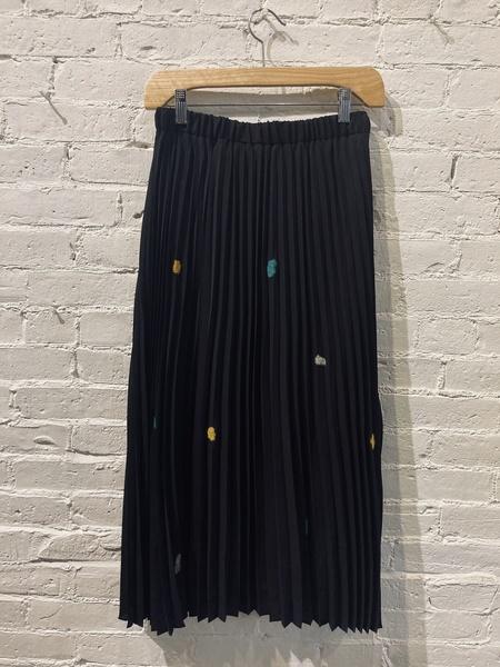 yoshi Kondo Land Skirt - Black