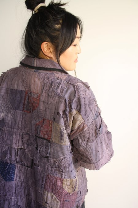 Pre-Loved Carleen Swing Quilt Jacket