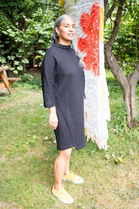 Valerie Dumaine Ren dress - Black