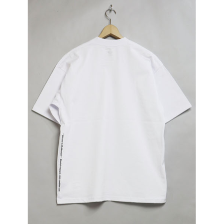 Mountain Research Tribal A T-Shirt - White