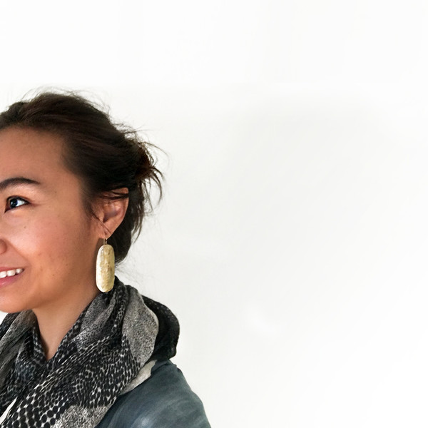 Melissa De La Fuente CROSSROADS EARRINGS