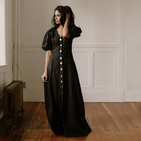Mie Havana Dress - Black