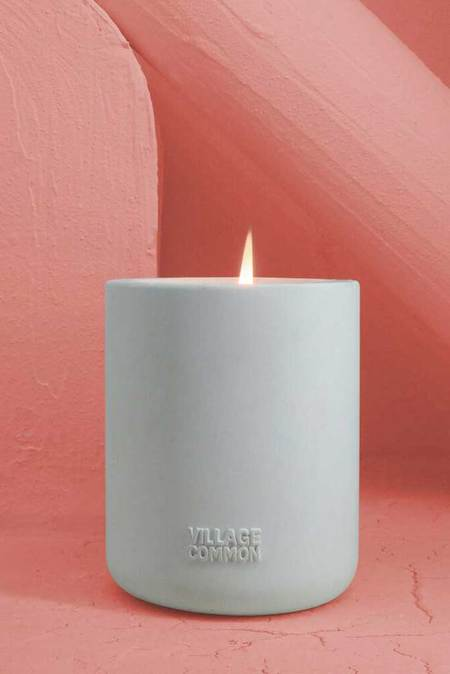 VILLAGE COMMON LAND COLLECTION CANDLE, BACK IN AVENEL