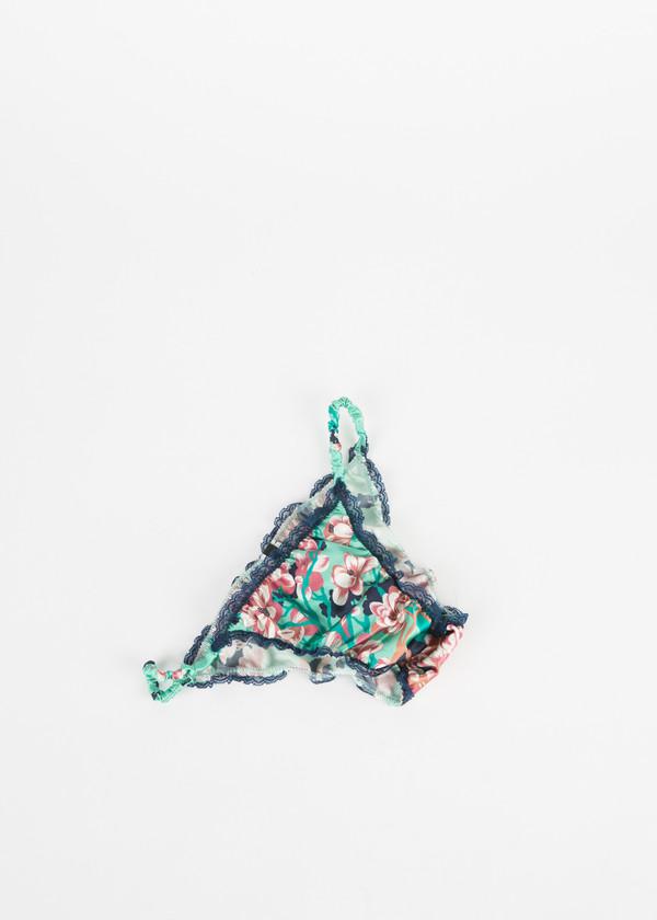 Laura Urbinati Silk Bikini Bottoms