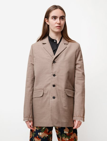 Camiel Fortgens Casual Suit Jacket - Check