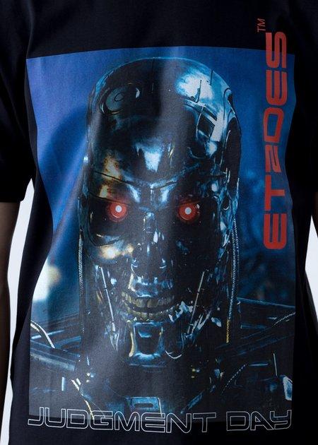 etudes Terminator 2 Edition Wonder T-Shirt - Black