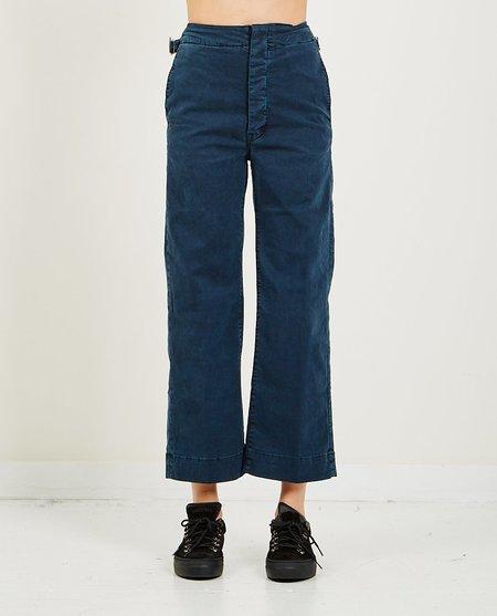 Mother Denim The Cinch Greaser Jeans - Dark Sapphire
