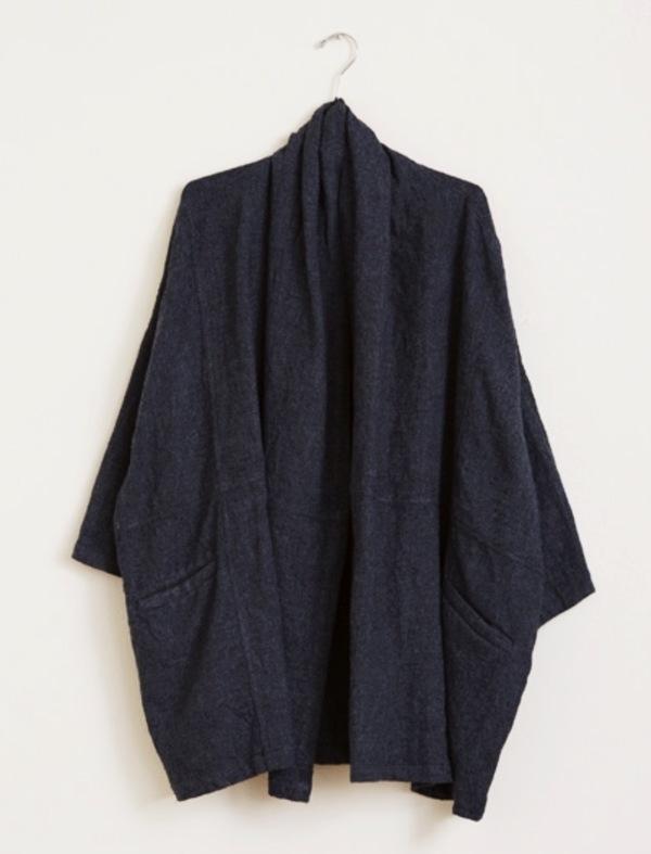 Atelier Delphine,jackets Atelier Delphine. Antwerp Coat. Ocean