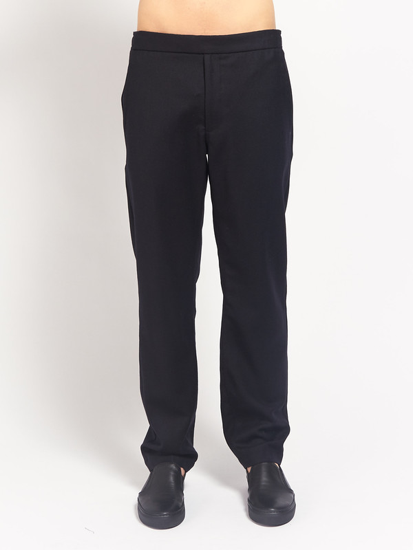 Men's Uniforms For The Dedicated Illusions Trouser Navy Wool