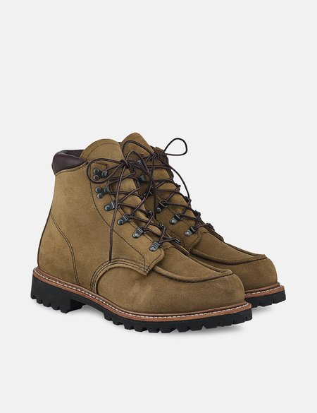 Red Wing Shoes Sawmill 6 Boot  - Olive