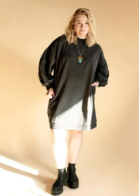 beaumont organic Abigail Dress - Black