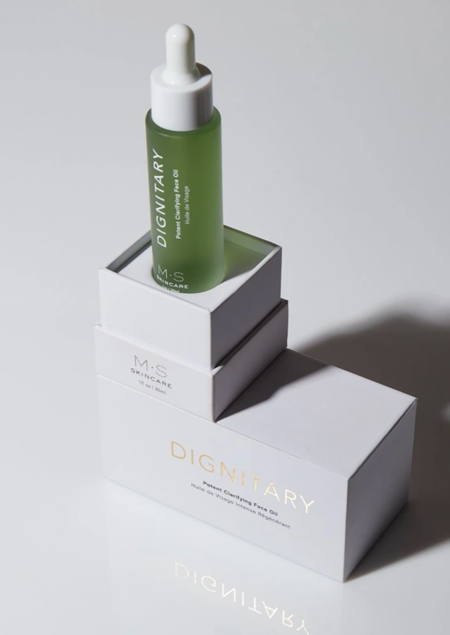 MS Skincare Dignitary Potent Clarifying Face Oil