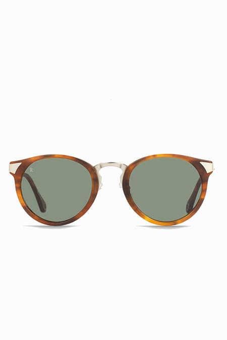 RAEN Nera Sunglasses- Matte Rootbeer