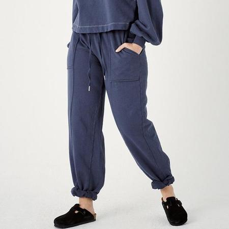 Back Beat Co. Recycled Cotton Adventure Jogger Pant - Fjord