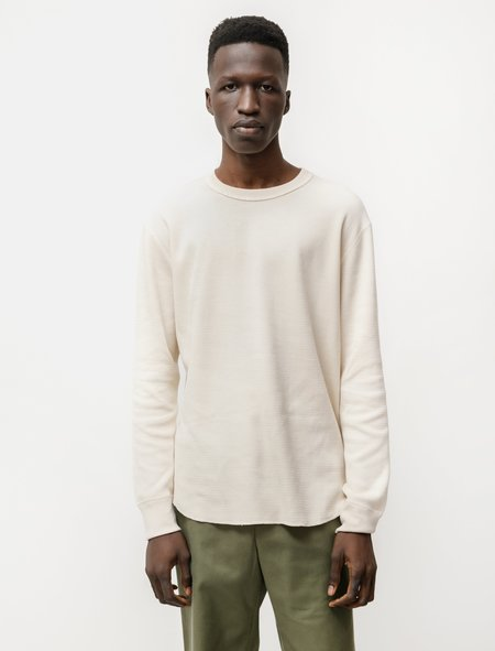 Niuhans Pima Cotton Thermal - Off White