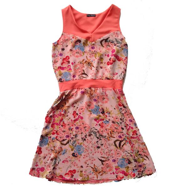Cherry Bobin SS15 Sleeveless Dress