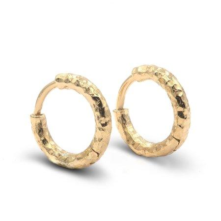 Octavia Elizabeth Fine Jewelry Micro Gabby Hoop