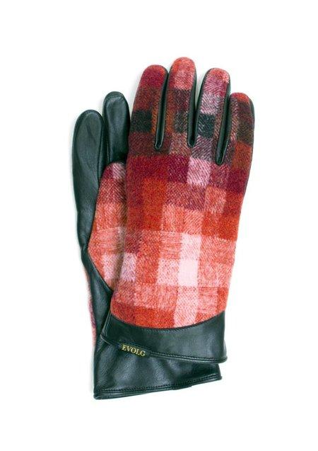 Evolg Glove Ritzy Glove - Red/Black