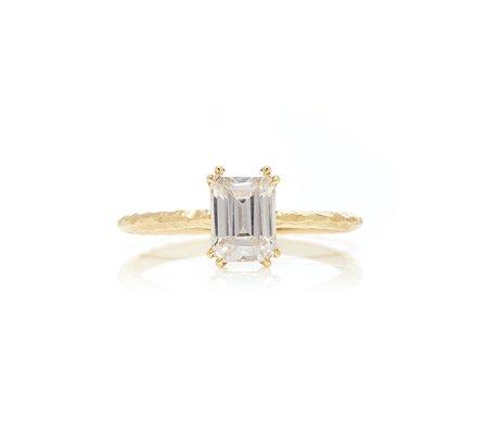Octavia Elizabeth Fine Jewelry The Olivia Ring - 14k yellow gold