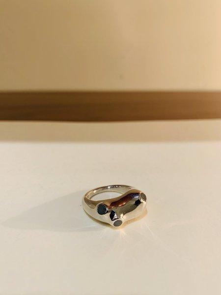 ALOJA LLY Atelier Urchin Ring - Silver