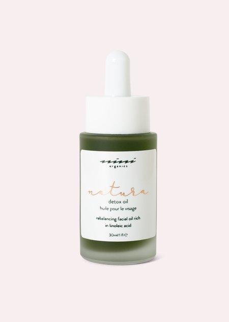 The Beauty Kollective Nini Organics Natura Detox Oil