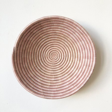 Amsha LARGE BOWL - BLUSH
