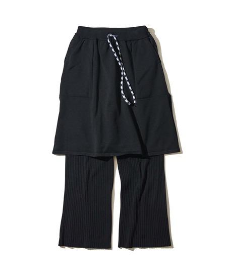 F/CE Light Knit Layering Pant - Black
