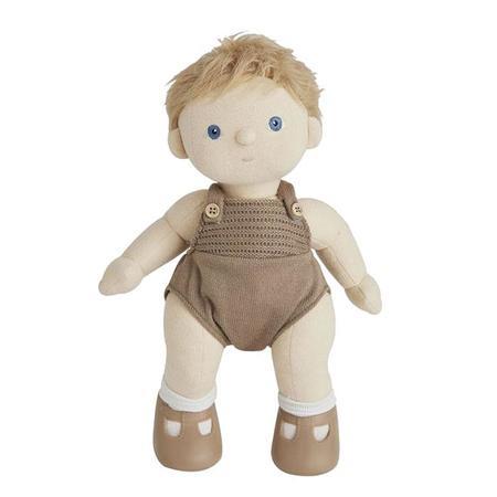 Kids Olli Ella Dinkum Doll Poppet - Beige