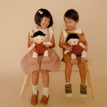 Kids Olli Ella Dinkum Doll Roo - Brown