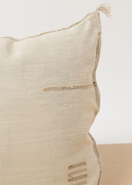 Territory Sabra Pillow - Cream
