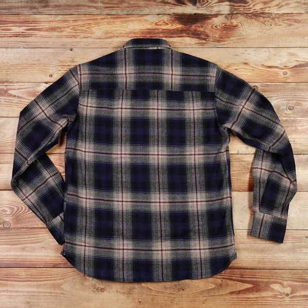 Men's Pike Brothers - 1937 Roamer Shirt Flannel