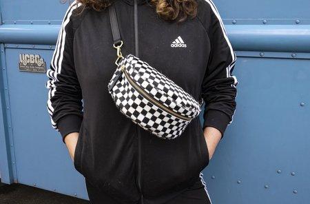 Primecut Bum Bag - Checkered