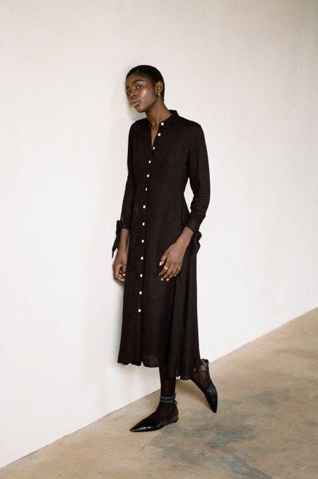 Maria Stanley LANE DRESS - noir