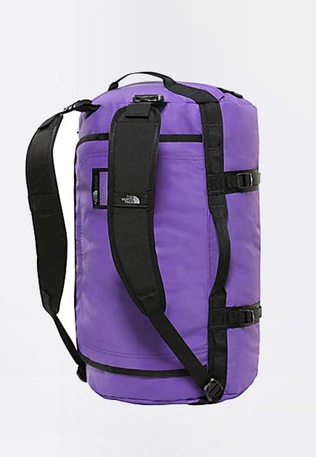 THE NORTH FACE Base Camp S Duffel Bag - Purple/TNF Black