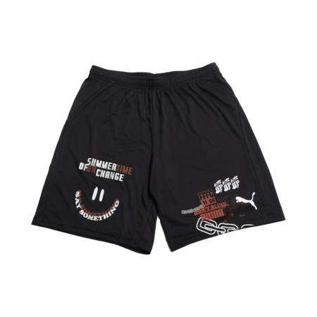 Puma x 1106 Zine Activism Shorts