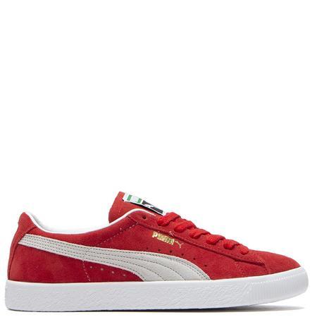 Puma Suede VTG High Risk - Red