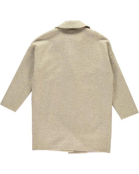 I feel nut Virgi Coat - Stone Grey