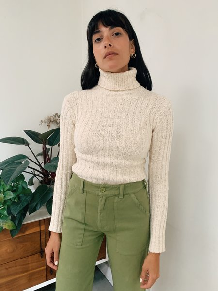 Kordal Mari Turtleneck Sweater - Cream