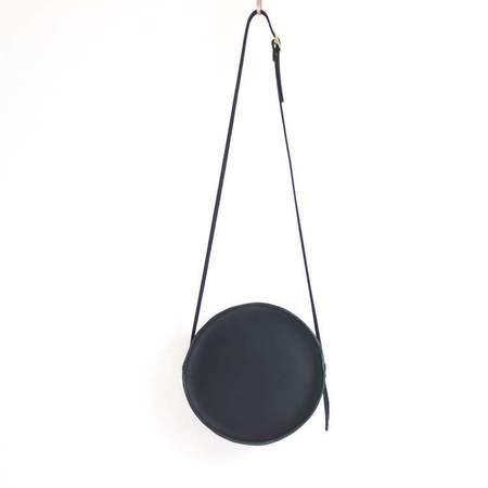 Neva Opet Leather Canteen Bag