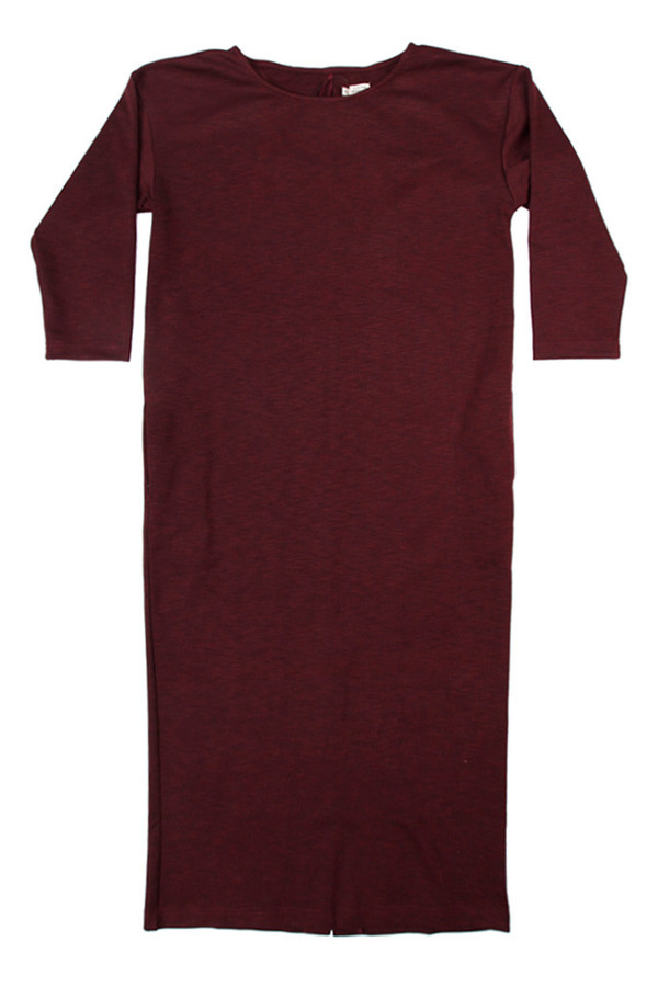 Bridge & Burn Bonham Burgundy Slub Knit