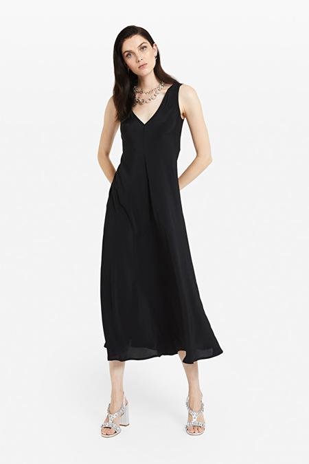 Ottodame DA3879 dress - Nero