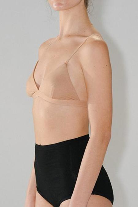 Baserange Mississippi Bra - Nude