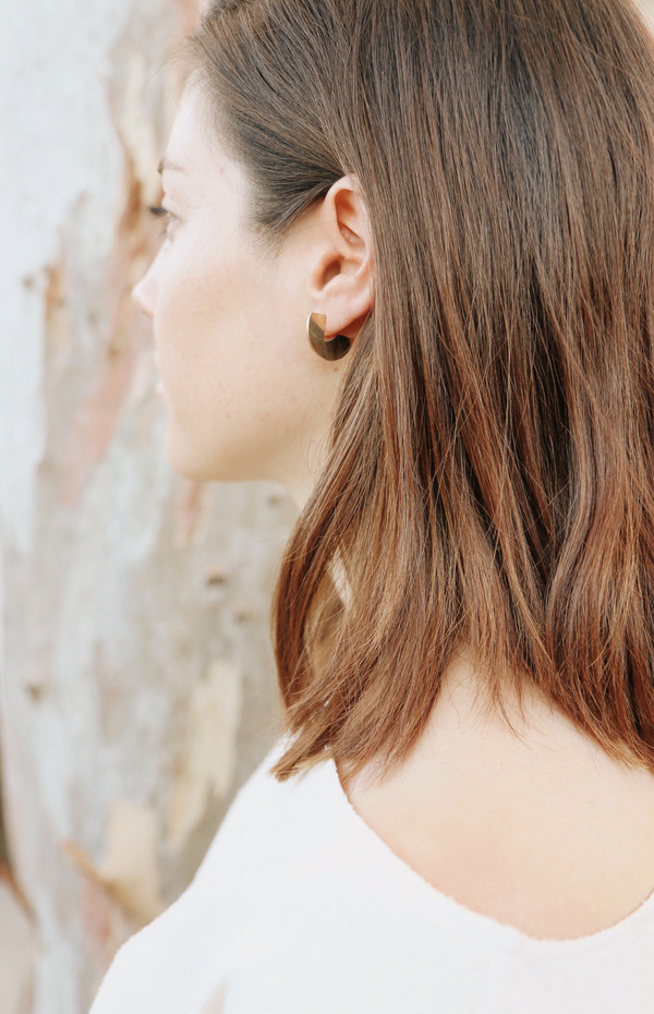 Kiki Koyote Slice Earrings